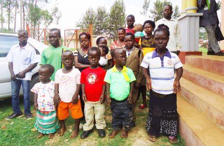 FPAD dwarfism sensentisation in Bugiri